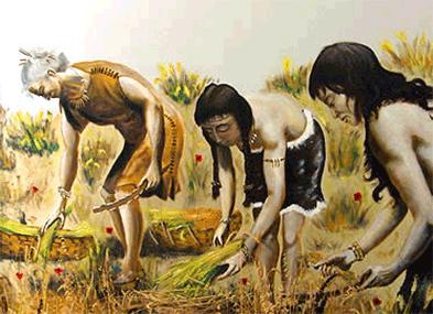 La invención de la agricultura.  Toltecápsulas 76